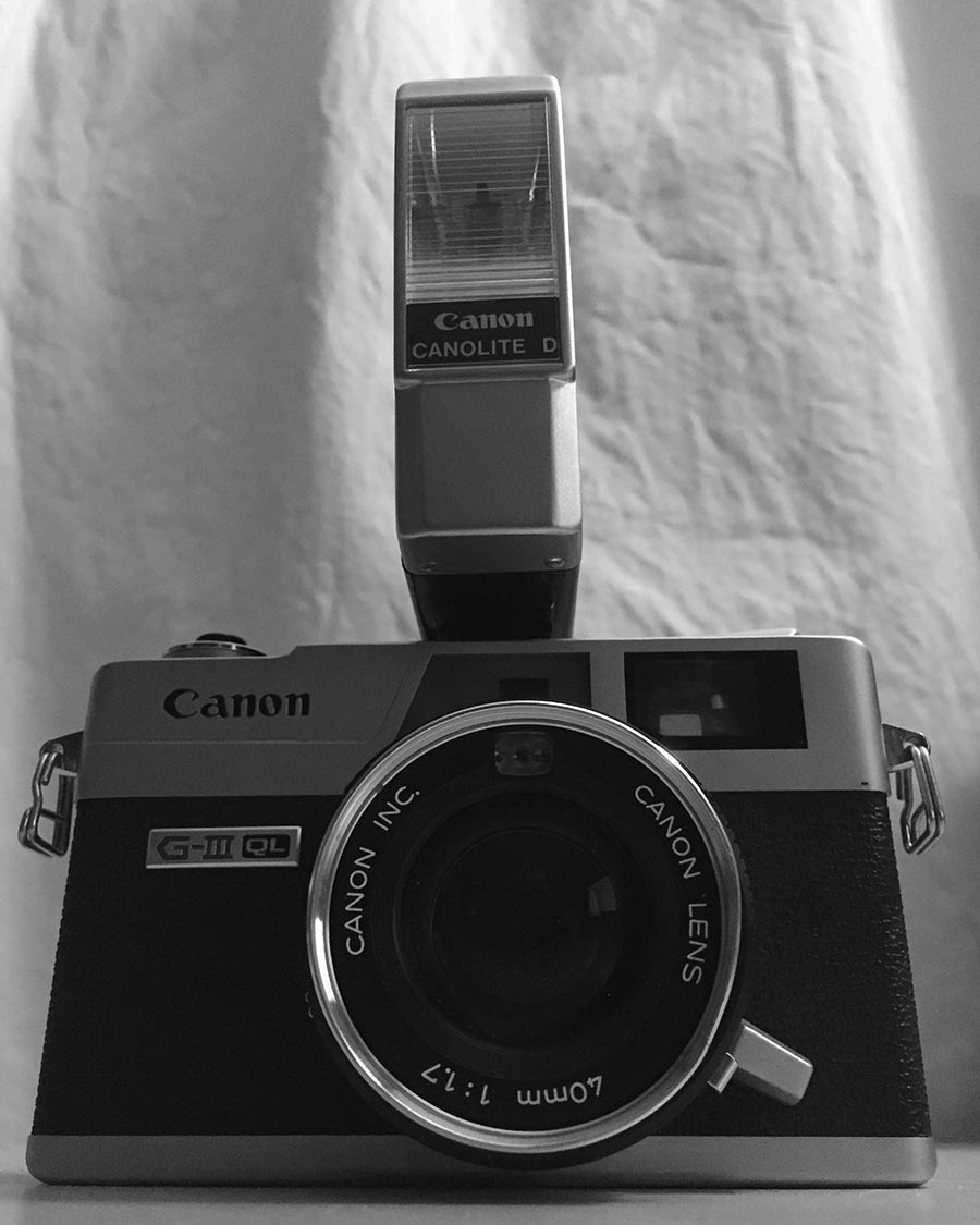 Canon Canonet QL17 GIII - Blog - Photography By Fast